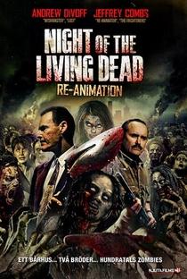 Assistir A Noite dos Mortos-Vivos: Re-Animação Online Grátis Dublado Legendado (Full HD, 720p, 1080p) | Jeff Broadstreet | 2012