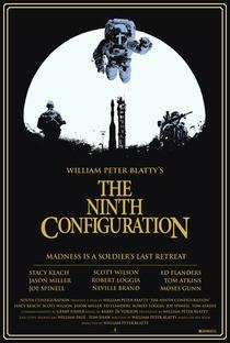 Assistir A Nona Configuração Online Grátis Dublado Legendado (Full HD, 720p, 1080p) | William Peter Blatty | 1980