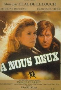 Assistir A Nós Dois Online Grátis Dublado Legendado (Full HD, 720p, 1080p) | Claude Lelouch | 1979