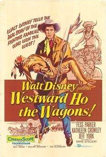 Assistir A Odisseia Do Oeste Online Grátis Dublado Legendado (Full HD, 720p, 1080p) | William Beaudine | 1956