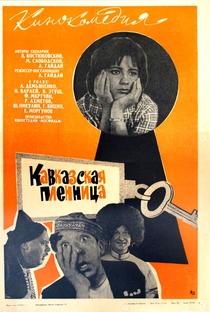 Assistir A PRISIONEIRA DO CÁUCASO Online Grátis Dublado Legendado (Full HD, 720p, 1080p)   Leonid Gayday   1966