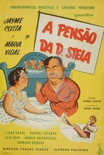 Assistir A Pensão de Dona Estela Online Grátis Dublado Legendado (Full HD, 720p, 1080p) | Alfredo Palacios