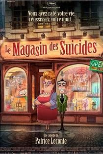 Assistir A Pequena Loja de Suicídios Online Grátis Dublado Legendado (Full HD, 720p, 1080p) | Patrice Leconte | 2012