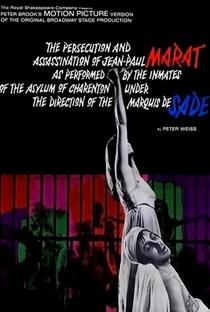 Assistir A Perseguição e o Assassinato de Jen-Paul Marat Desempenhados Pelos Loucos do Asilo de Charenton Sob a Direção do Marquês de Sade Online Grátis Dublado Legendado (Full HD, 720p, 1080p) | Peter Brook (I) | 1967