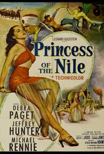 Assistir A Princesa do Nilo Online Grátis Dublado Legendado (Full HD, 720p, 1080p) | Harmon Jones | 1954
