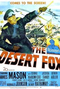 Assistir A Raposa do Deserto Online Grátis Dublado Legendado (Full HD, 720p, 1080p)   Henry Hathaway   1951