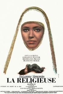 Assistir A Religiosa Online Grátis Dublado Legendado (Full HD, 720p, 1080p) | Jacques Rivette | 1966