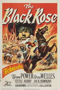 Assistir A Rosa Negra Online Grátis Dublado Legendado (Full HD, 720p, 1080p) | Henry Hathaway | 1950