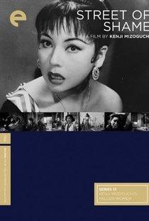 Assistir A Rua da Vergonha Online Grátis Dublado Legendado (Full HD, 720p, 1080p) | Kenji Mizoguchi | 1956