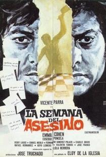 Assistir A Semana do Assassino Online Grátis Dublado Legendado (Full HD, 720p, 1080p) | Eloy de la Iglesia | 1972