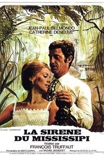 Assistir A Sereia do Mississipi Online Grátis Dublado Legendado (Full HD, 720p, 1080p)   François Truffaut   1969