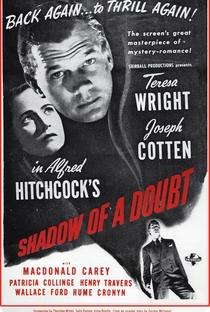 Assistir A Sombra de uma Dúvida Online Grátis Dublado Legendado (Full HD, 720p, 1080p)   Alfred Hitchcock (I)   1943