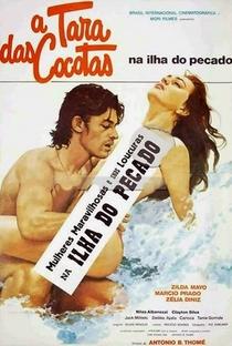 Assistir A Tara das Cocotas na Ilha do Pecado Online Grátis Dublado Legendado (Full HD, 720p, 1080p) | Antonio Bonacin Thome | 1980