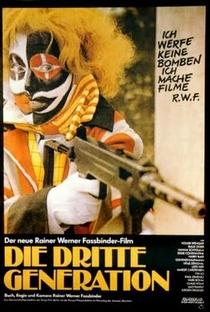 Assistir A Terceira Geração Online Grátis Dublado Legendado (Full HD, 720p, 1080p) | Rainer Werner Fassbinder | 1979