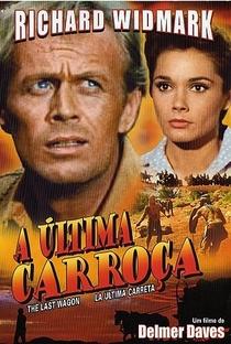 Assistir A Última Carroça Online Grátis Dublado Legendado (Full HD, 720p, 1080p)   Delmer Daves   1956