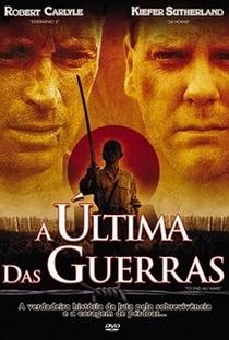 Assistir A Última Das Guerras Online Grátis Dublado Legendado (Full HD, 720p, 1080p) | David L. Cunningham | 2001