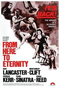 Assistir A Um Passo da Eternidade Online Grátis Dublado Legendado (Full HD, 720p, 1080p) | Fred Zinnemann | 1953