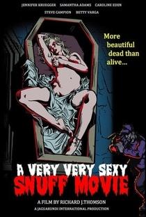 Assistir A Very Very Sexy Snuff Movie Online Grátis Dublado Legendado (Full HD, 720p, 1080p) | Richard J. Thomson | 2012