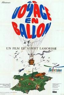 Assistir A Viagem de Balão Online Grátis Dublado Legendado (Full HD, 720p, 1080p) | Albert Lamorisse | 1960