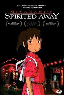 Assistir A Viagem de Chihiro Online Grátis Dublado Legendado (Full HD, 720p, 1080p) | Hayao Miyazaki | 2001