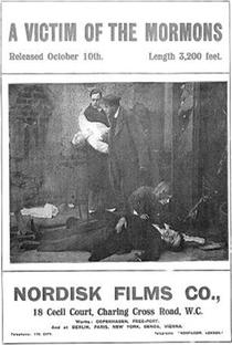 Assistir A Victim of the Mormons Online Grátis Dublado Legendado (Full HD, 720p, 1080p) | August Blom | 1911