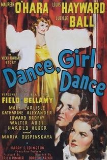 Assistir A Vida é uma Dança Online Grátis Dublado Legendado (Full HD, 720p, 1080p) | Dorothy Arzner | 1940