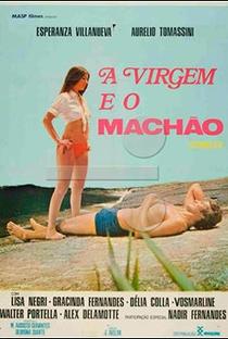 Assistir A Virgem e o Machão Online Grátis Dublado Legendado (Full HD, 720p, 1080p) | José Mojica Marins | 1974
