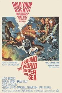 Assistir A Volta ao Mundo Sob o Mar Online Grátis Dublado Legendado (Full HD, 720p, 1080p)   Andrew Marton (I)   1966
