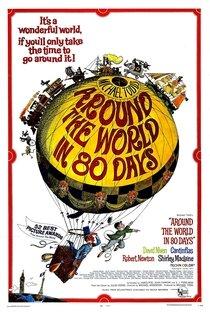 Assistir A Volta ao Mundo em 80 Dias Online Grátis Dublado Legendado (Full HD, 720p, 1080p) | John Farrow (I)