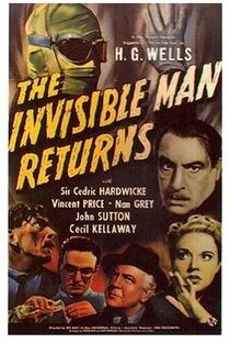 Assistir A Volta do Homem Invisível Online Grátis Dublado Legendado (Full HD, 720p, 1080p) | Joe May | 1940