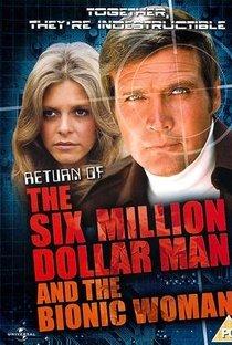 Assistir A Volta do Homem de Seis Milhões de Dólares e da Mulher Biônica Online Grátis Dublado Legendado (Full HD, 720p, 1080p) | Ray Austin | 1987