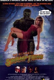 Assistir A Volta do Monstro do Pântano Online Grátis Dublado Legendado (Full HD, 720p, 1080p) | Jim Wynorski | 1989