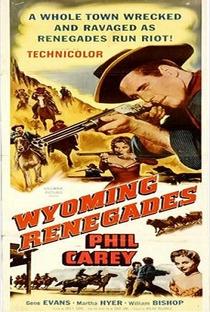 Assistir A Volta do Renegado Online Grátis Dublado Legendado (Full HD, 720p, 1080p)   Fred F. Sears   1954