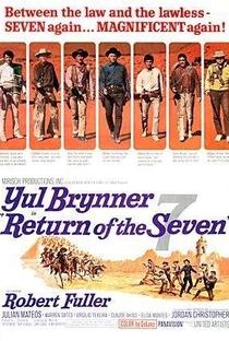 Assistir A Volta dos Sete Homens Online Grátis Dublado Legendado (Full HD, 720p, 1080p) | Burt Kennedy | 1966