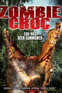 Assistir A Zombie Croc: Evil Has Been Summoned Online Grátis Dublado Legendado (Full HD, 720p, 1080p) | Robert Elkins (III) | 2015