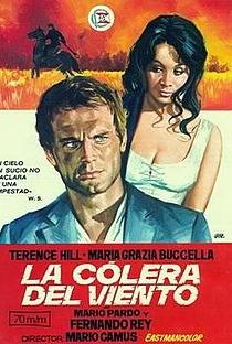 Assistir A cólera de Trinity Online Grátis Dublado Legendado (Full HD, 720p, 1080p) | Mario Camus | 1970