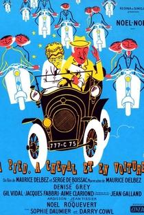 Assistir À pied, à cheval et en voiture Online Grátis Dublado Legendado (Full HD, 720p, 1080p) | Maurice Delbez | 1957
