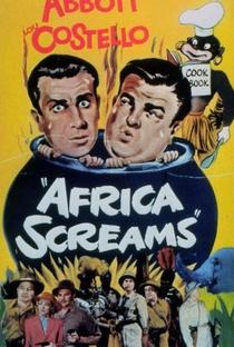 Assistir Abbott & Costello Numa Aventura na África Online Grátis Dublado Legendado (Full HD, 720p, 1080p) | Charles Barton (I) | 1949
