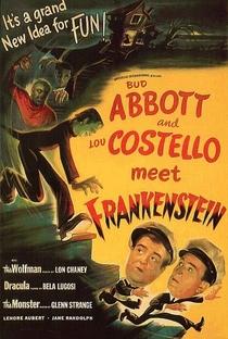 Assistir Abbott e Costello Encontram Frankenstein Online Grátis Dublado Legendado (Full HD, 720p, 1080p) | Charles Barton (I) | 1948