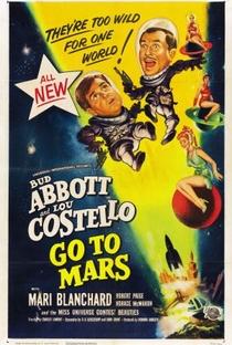 Assistir Abbott e Costello no Planeta Marte Online Grátis Dublado Legendado (Full HD, 720p, 1080p) | Charles Lamont (I) | 1953
