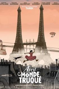 Assistir Abril e o Mundo Extraordinário Online Grátis Dublado Legendado (Full HD, 720p, 1080p) | Christian Desmares