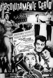 Assistir Absolutamente Certo Online Grátis Dublado Legendado (Full HD, 720p, 1080p) | Anselmo Duarte | 1957