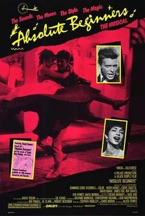 Assistir Absolute Beginners Online Grátis Dublado Legendado (Full HD, 720p, 1080p) | Julien Temple | 1986