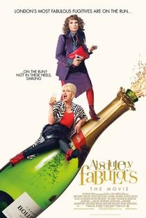 Assistir Absolutely Fabulous: O Filme Online Grátis Dublado Legendado (Full HD, 720p, 1080p) | Mandie Fletcher | 2016