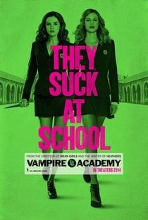Assistir Academia de Vampiros: O Beijo das Sombras Online Grátis Dublado Legendado (Full HD, 720p, 1080p) | Mark Waters | 2014