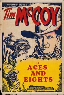 Assistir Aces and Eights Online Grátis Dublado Legendado (Full HD, 720p, 1080p) | Sam Newfield (I) | 1936