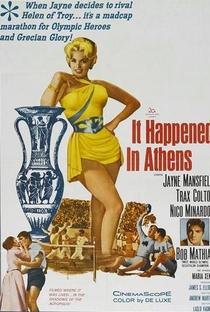 Assistir Aconteceu em Atenas Online Grátis Dublado Legendado (Full HD, 720p, 1080p) | Andrew Marton (I) | 1962