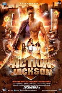 Assistir Action Jackson Online Grátis Dublado Legendado (Full HD, 720p, 1080p) | Prabhu Deva | 2014