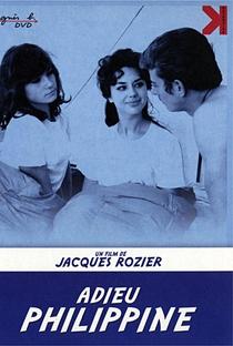 Assistir Adeus, Philippine Online Grátis Dublado Legendado (Full HD, 720p, 1080p) | Jacques Rozier | 1962
