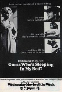 Assistir Adivinhe quem está dormindo em minha cama? Online Grátis Dublado Legendado (Full HD, 720p, 1080p) | Theodore J. Flicker | 1973